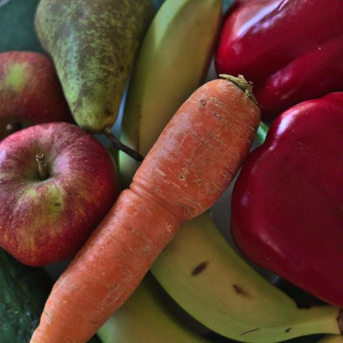 Titelbild aus dem Schulalltag zum Thema Obst- und Gemüseprojekt